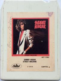 Sammy Hagar - Street Machine -  8XT-  11983