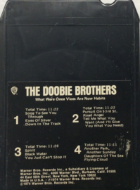 Doobie Brothers - What once were vices Are now habits - WB L8W 2750