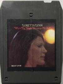 Loretta Lynn - When The tingle Becomes A Chill - MCA MCT 2179