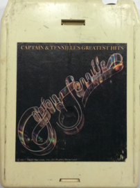 Captain & Tenille - Greatest Hits - A&M 8T-4667