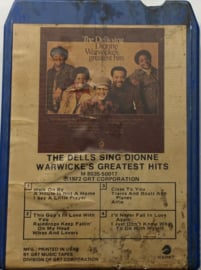 The Dells Sing Dionne Warwicks Greatest Hits -  GRT M 8035-50017