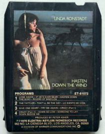 Linda Ronstadt - Hasten down the wind - ET-81072
