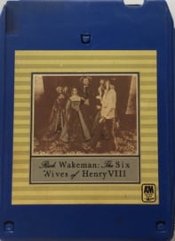Rick Wakeman - The Six Wives Of Henry VIII - A&M 8Q-54361