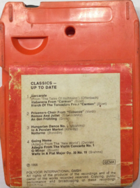 James Last & his Orchestra - Classics up to date - Polydor 3811 018