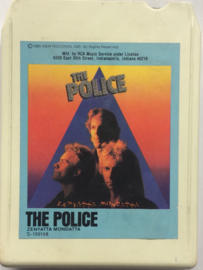 The Police -Zenyatta Mondatta - -8T-3720 / S-130108
