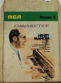 Henry Mancini - A warm shade of ivory - RCA P8S 1441
