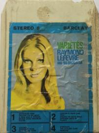 Raymond Lefevre and his Orchestra  Variétés - Barclay CA 521146