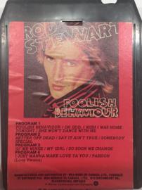 Rod Stewart - Foolish Behaviour - WEA XW8-3485