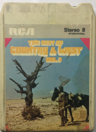 Various Artists - The Best Of Country & West  Vol 3 RCA I8 564
