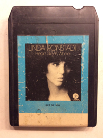 Linda Ronstadt - Heart like a wheel - 8XT- 511358