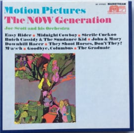 Joe Scott & His Orc hestra - The NOW Generation - Mainsttream L 301 7 1/2 IPS