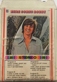 Bobby Sherman -  Here Comes Bobby - 8090-1028