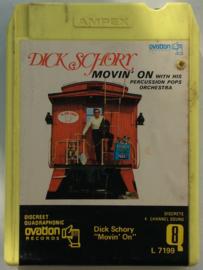Dick Schory - Movin' on - LON L 7199