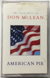 Don McLean - The Very Best of / American Pie - Rojoz 1014