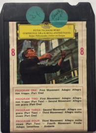 Berliner Philharmoniker -Herbert von Karajan -Tschaikowsky Symp. Nr 6 H-Moll