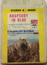 The London Philharmonic Orchestra - Rhapsody in Blue - MODE 9.M8.21