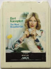 Bert Kaempfert - the most beautiful girl - MCA MCAT - 402/ S 104439