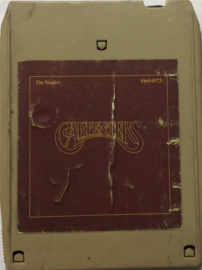 Carpenters - The Singles 1969 - 1973 A&M 8T-3601