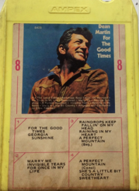 Dean Martin - For the good times - Ampex M 86428