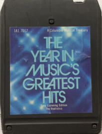The Realistics - The Year in music's greatest hits  - Columbia 1A1 7017