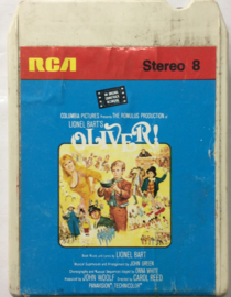 Oliver - An Original Soundtrack Recording  RCA O8CG 1003