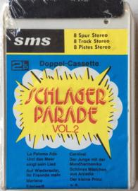 Schlager  Parade Vol 1 Polydor 3811-205