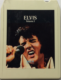 Elvis Presley - A Legendary Performer Vol  1 ( of 3) - RCA CPS1-0341