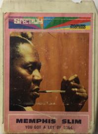 Memphis Slim - You Got A Lot of Soul - Spectrum LUZ 326