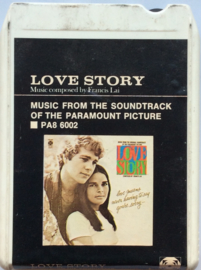 Love Story - Music From The Soundtrack of The Paramount Picture - PA8 6002