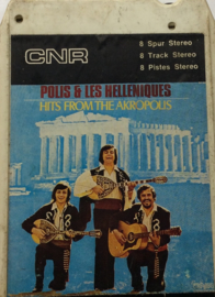Polis & Les Helleniques - Hits from The Akropolis - CNR  881 013