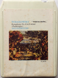 Tchaikowsky - Symphony NO.6 in b minor 1812 OVERTURE - Realistic 51-5070