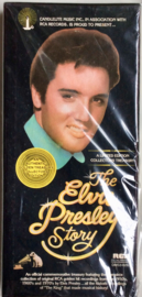 Elvis Presley - The Elvis Presley Story ( 3 tape set ) RCA DMS3-0263