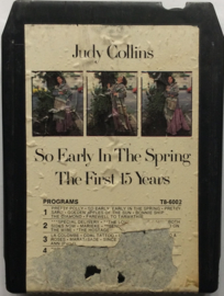 Judy Collins - So Early in The Spring - The first 15 Years - Elektra T8-6002