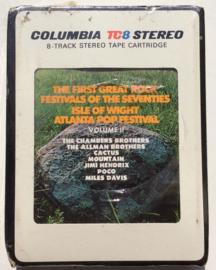 Isle of Wight / Atlanta Pop Festival vol 2 - CA 30912 SEALED