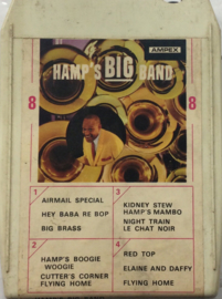 Lionel Hampton & his Orchestra - Hamp's Big Band - 8-30048