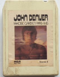 John Denver - Whose Garden was This ? - P8S-1686