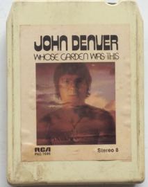 John Denver - Whose Garden was This ? - P8S-1686