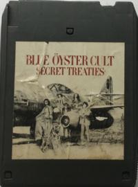 Blue Öyster Cult – Secret Treaties - Columbia CAQ 32858 QUAD