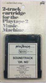 Soundtrack Dr No - Playtape No 0211 - United Artists UAET 6005 SEALED