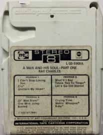 Ray Charles - A man and his Soul  ABC / - ITCC L-33-590XA