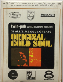 Original Gold Soul - 21 all time Greats - Mercury  MCT-8 64046  SEALED