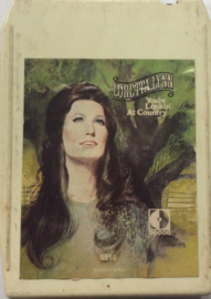 Loretta Lynn - You're Lookin' at Country - Decca 6-5310