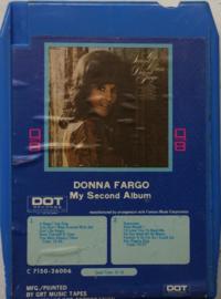 Donna Fargo - My second album  - DOT GRT  C7150-26006