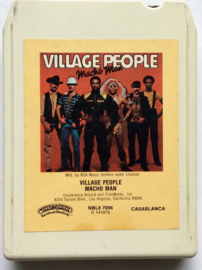 Village People - Macho man - Casablanca - NBLB 7096 / S 141876