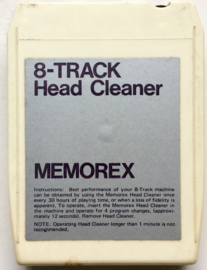Memorex 8-track Head Cleaner