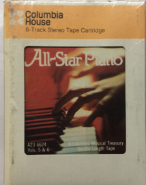 All Star Piano Vol 5 & 6 Columbia A23 6624 SEALED