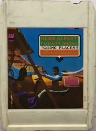 Herb Alpert & Tijuana Brass - Going Places - L-51-112