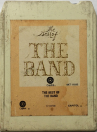 The Band - The Best of The Band - Capitol 8XT-11553 / S 123708