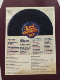 British Motown Chartbusters - 8X-STML 11082