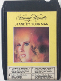 Tammy Wynette - Stand By Your Man - EPIC 42-69141